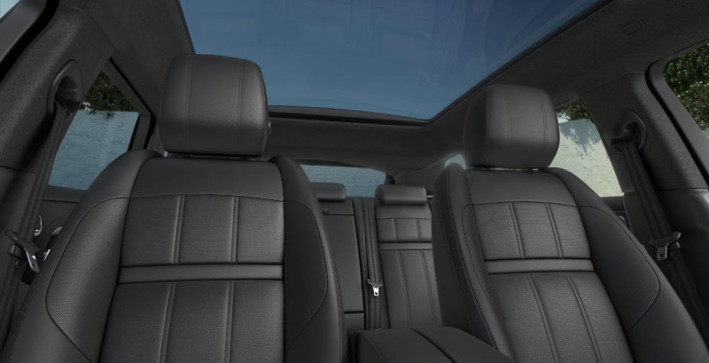 Land rover Range Rover Evoque 2.0 D 180ch R-Dynamic SE AWD BVA Blanc occasion à SAINT ETIENNE - photo n°4
