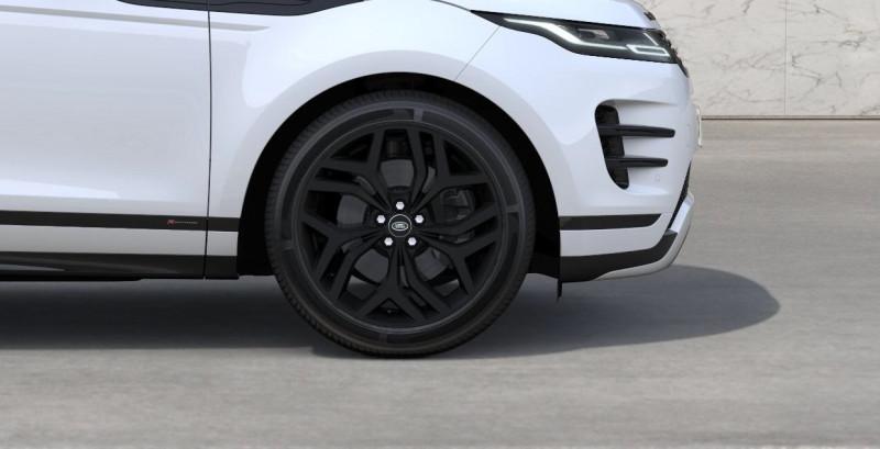 Land rover Range Rover Evoque 2.0 D 180ch R-Dynamic SE AWD BVA Blanc occasion à SAINT ETIENNE - photo n°2