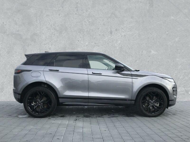 Land rover Range Rover Evoque 2.0 D 180CH R-DYNAMIC SE AWD BVA Gris occasion à Villenave-d'Ornon - photo n°6