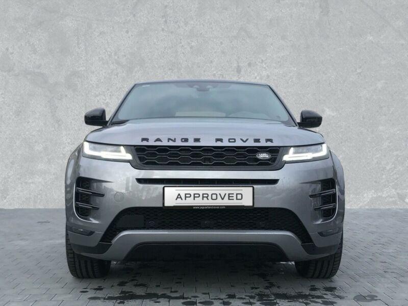 Land rover Range Rover Evoque 2.0 D 180CH R-DYNAMIC SE AWD BVA Gris occasion à Villenave-d'Ornon - photo n°7