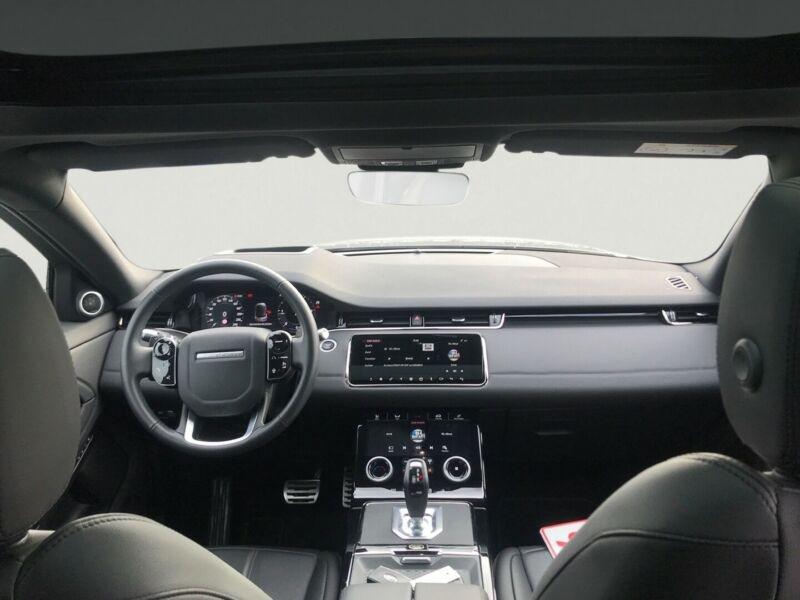 Land rover Range Rover Evoque 2.0 D 180CH R-DYNAMIC SE AWD BVA Gris occasion à Villenave-d'Ornon - photo n°4