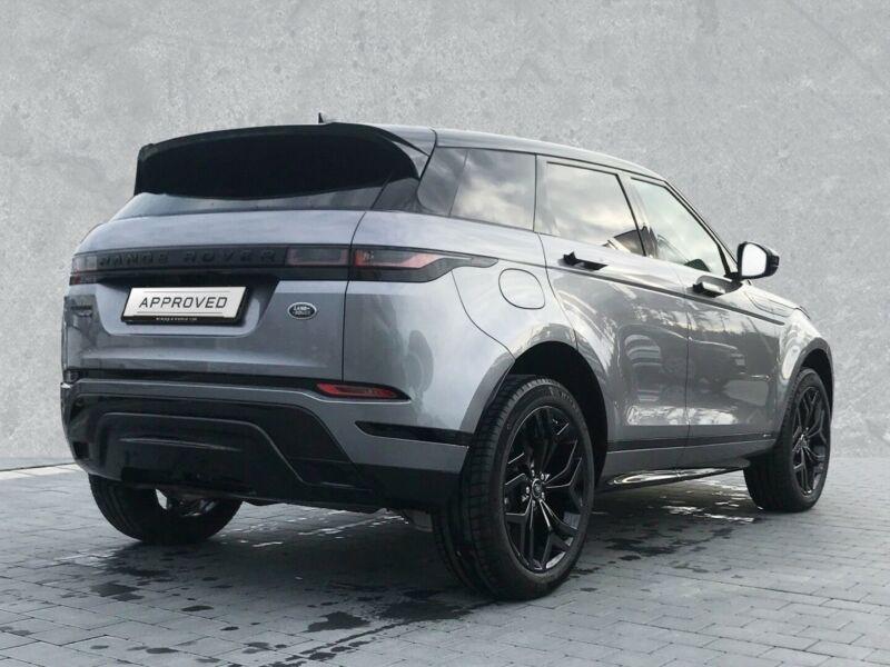 Land rover Range Rover Evoque 2.0 D 180CH R-DYNAMIC SE AWD BVA Gris occasion à Villenave-d'Ornon - photo n°2