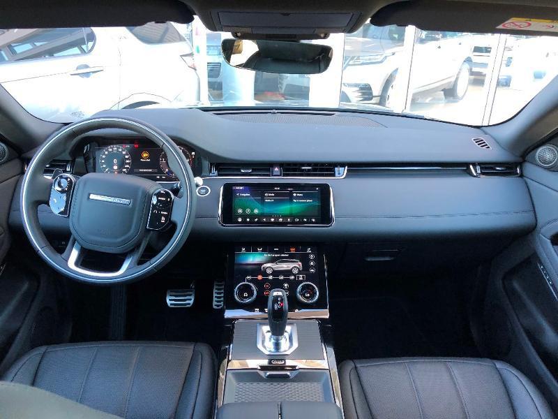 Land rover Range Rover Evoque 2.0 D 180ch R-Dynamic SE AWD BVA Gris occasion à Barberey-Saint-Sulpice - photo n°4