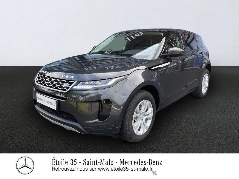 Land rover Range Rover Evoque 2.0 D 180ch S AWD BVA Gris occasion à SAINT-MALO