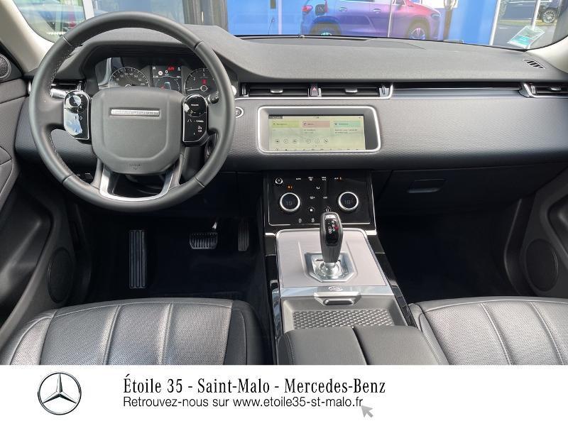 Land rover Range Rover Evoque 2.0 D 180ch S AWD BVA Gris occasion à SAINT-MALO - photo n°6