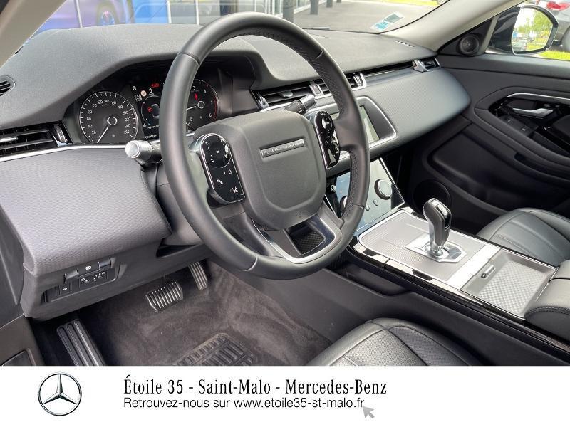 Land rover Range Rover Evoque 2.0 D 180ch S AWD BVA Gris occasion à SAINT-MALO - photo n°9