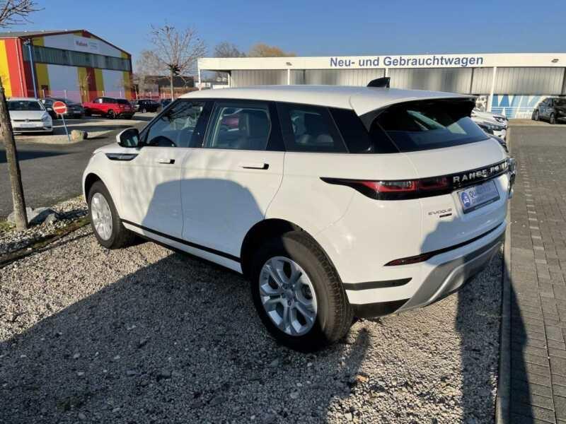 Land rover Range Rover Evoque 2.0 D 180CH S AWD BVA Blanc occasion à Villenave-d'Ornon - photo n°3