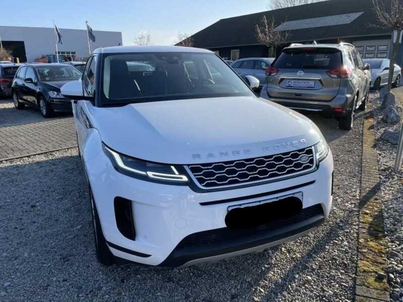 Land rover Range Rover Evoque 2.0 D 180CH S AWD BVA Blanc occasion à Villenave-d'Ornon
