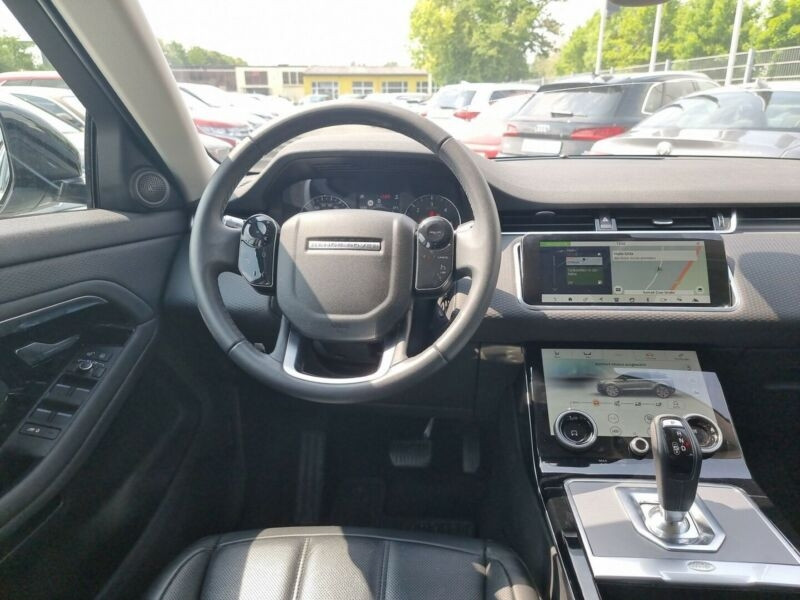 Land rover Range Rover Evoque 2.0 D 180CH S AWD BVA Blanc occasion à Villenave-d'Ornon - photo n°8