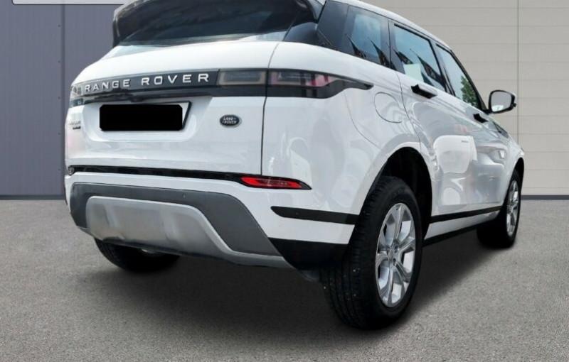 Land rover Range Rover Evoque 2.0 D 180CH S AWD BVA Blanc occasion à Villenave-d'Ornon - photo n°2