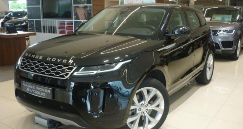 Land rover Range Rover Evoque 2.0 D 180ch SE AWD BVA Noir occasion à Laxou
