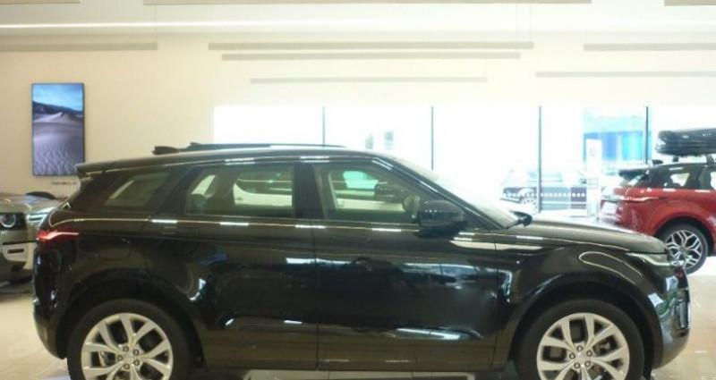 Land rover Range Rover Evoque 2.0 D 180ch SE AWD BVA Noir occasion à Laxou - photo n°5