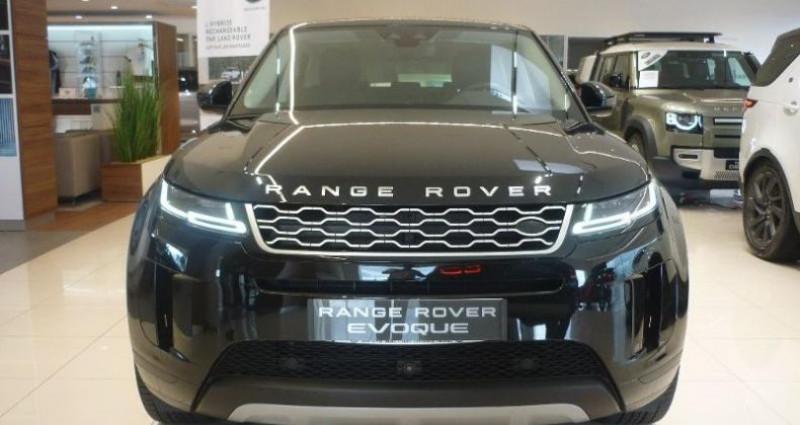 Land rover Range Rover Evoque 2.0 D 180ch SE AWD BVA Noir occasion à Laxou - photo n°7