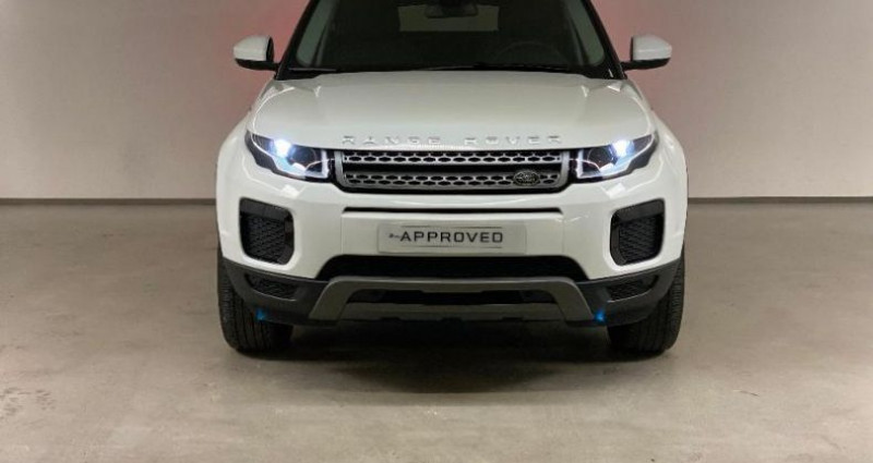 Land rover Range Rover Evoque 2.0 eD4 150 Business 4x2 Mark V Blanc occasion à Nice - photo n°2