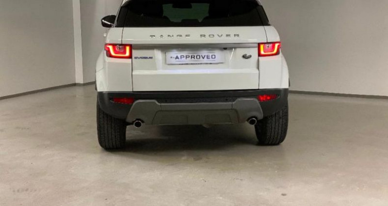 Land rover Range Rover Evoque 2.0 eD4 150 Business 4x2 Mark V Blanc occasion à Nice - photo n°5