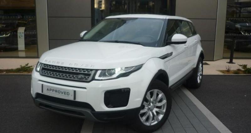 Land rover Range Rover Evoque 2.0 eD4 150 Business 4x2 Mark V Blanc occasion à Laxou