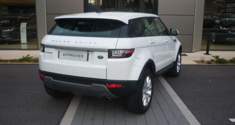 Land rover Range Rover Evoque 2.0 eD4 150 Business 4x2 Mark V Blanc occasion à Laxou - photo n°2