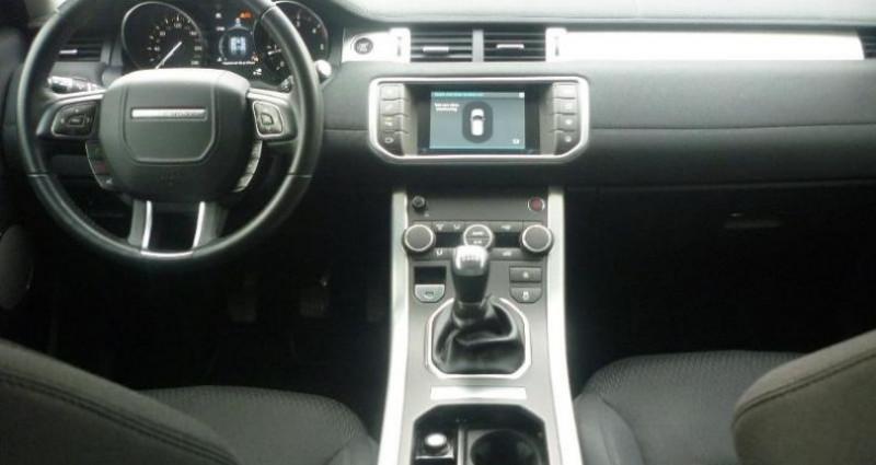 Land rover Range Rover Evoque 2.0 eD4 150 Business 4x2 Mark V Blanc occasion à Laxou - photo n°4