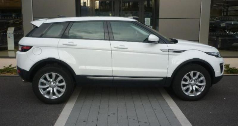 Land rover Range Rover Evoque 2.0 eD4 150 Business 4x2 Mark V Blanc occasion à Laxou - photo n°6