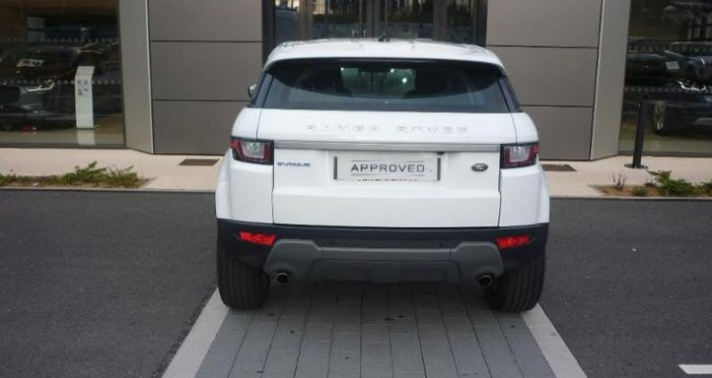 Land rover Range Rover Evoque 2.0 eD4 150 Business 4x2 Mark V Blanc occasion à Laxou - photo n°7