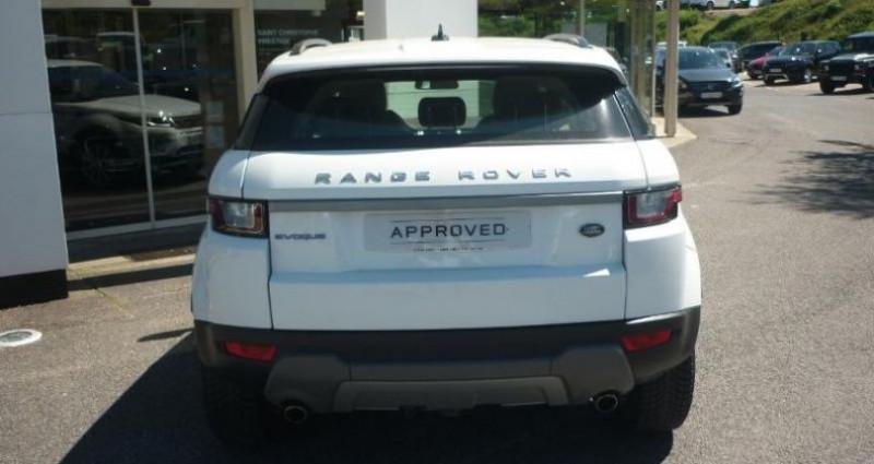 Land rover Range Rover Evoque 2.0 eD4 150 Executive 4x2 Mark IV e-Capability Blanc occasion à Laxou - photo n°7