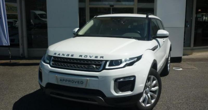 Land rover Range Rover Evoque 2.0 eD4 150 Executive 4x2 Mark IV e-Capability Blanc occasion à Laxou