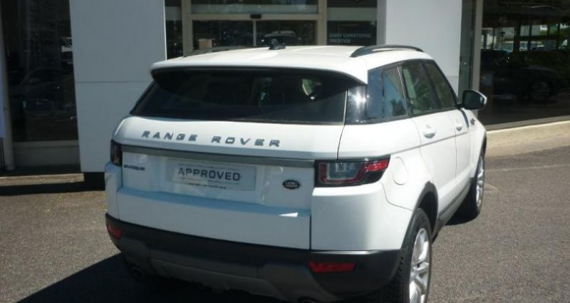 Land rover Range Rover Evoque 2.0 eD4 150 Executive 4x2 Mark IV e-Capability Blanc occasion à Laxou - photo n°2