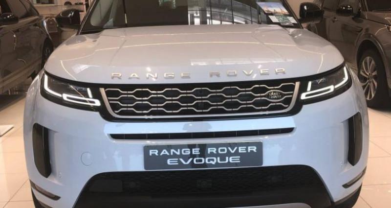 Land rover Range Rover Evoque 2.0 P 200ch Flex Fuel Nolita Edition AWD BVA  occasion à Nogent-le-phaye - photo n°2