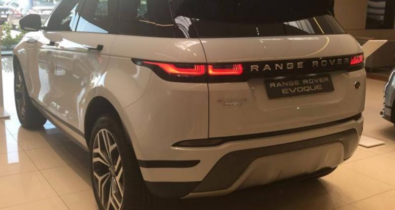 Land rover Range Rover Evoque 2.0 P 200ch Flex Fuel Nolita Edition AWD BVA  occasion à Nogent-le-phaye - photo n°6