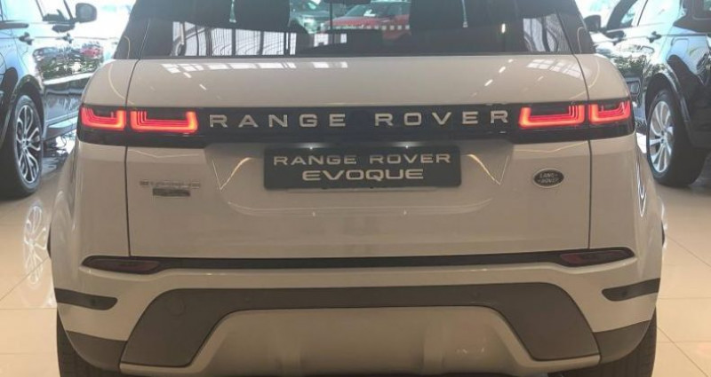 Land rover Range Rover Evoque 2.0 P 200ch Flex Fuel Nolita Edition AWD BVA  occasion à Nogent-le-phaye - photo n°5