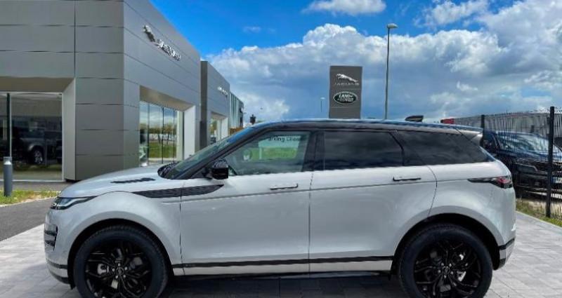 Land rover Range Rover Evoque 2.0 P 200ch Flex Fuel R-Dynamic SE AWD BVA  occasion à BARBEREY SAINT SULPICE - photo n°2