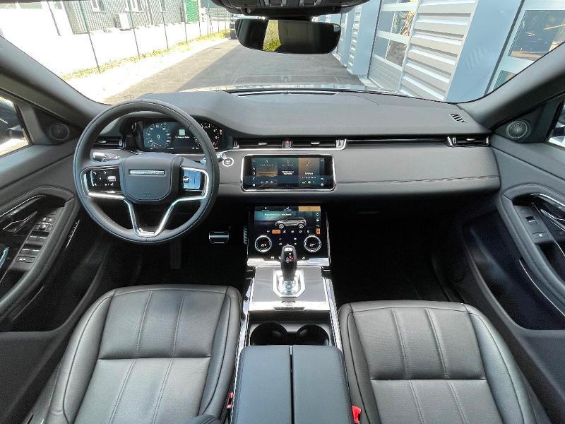 Land rover Range Rover Evoque 2.0 P 200ch Flex Fuel R-Dynamic SE AWD BVA Gris occasion à Barberey-Saint-Sulpice - photo n°5