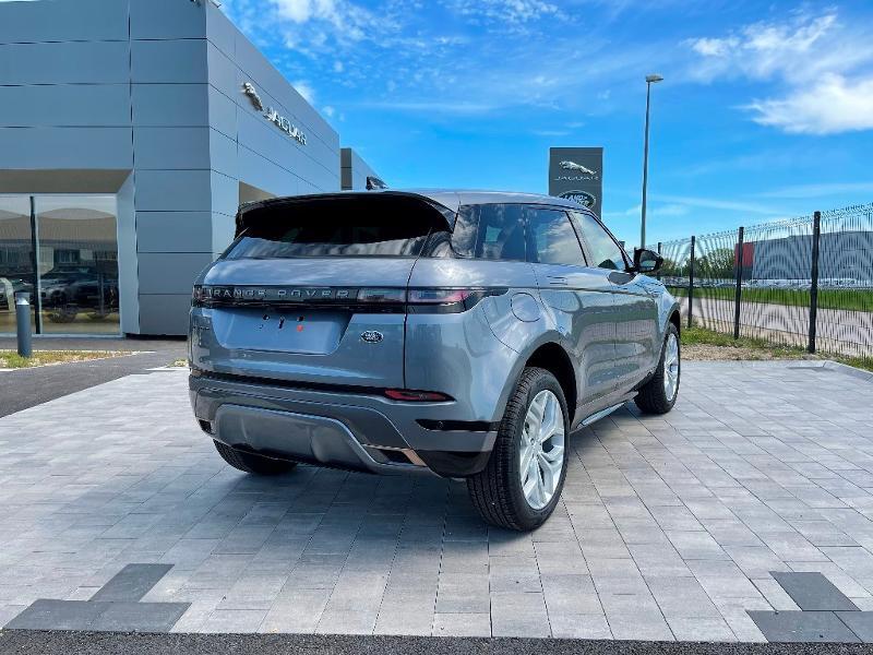 Land rover Range Rover Evoque 2.0 P 200ch Flex Fuel R-Dynamic SE AWD BVA Gris occasion à Barberey-Saint-Sulpice - photo n°3