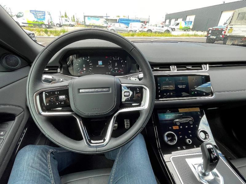Land rover Range Rover Evoque 2.0 P 200ch Flex Fuel R-Dynamic SE AWD BVA  occasion à Barberey-Saint-Sulpice - photo n°9