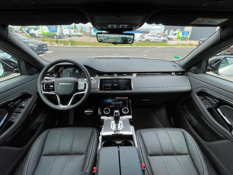 Land rover Range Rover Evoque 2.0 P 200ch Flex Fuel R-Dynamic SE AWD BVA  occasion à Barberey-Saint-Sulpice - photo n°5