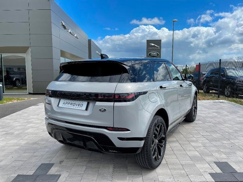 Land rover Range Rover Evoque 2.0 P 200ch Flex Fuel R-Dynamic SE AWD BVA  occasion à Barberey-Saint-Sulpice - photo n°3