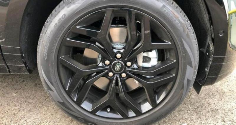 Land rover Range Rover Evoque 2.0 P 200ch R-Dynamic SE AWD BVA Noir occasion à BARBEREY SAINT SULPICE - photo n°4