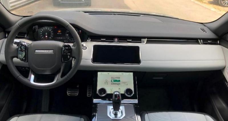Land rover Range Rover Evoque 2.0 P 200ch R-Dynamic SE AWD BVA Noir occasion à BARBEREY SAINT SULPICE - photo n°7