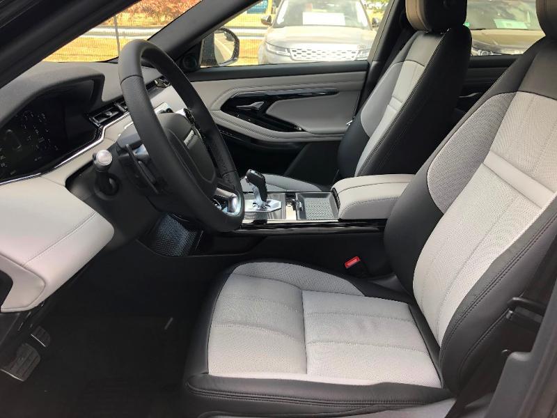 Land rover Range Rover Evoque 2.0 P 200ch R-Dynamic SE AWD BVA Noir occasion à Barberey-Saint-Sulpice - photo n°5