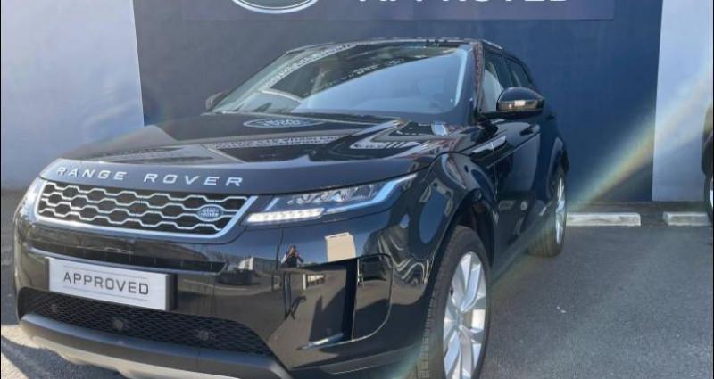 Land rover Range Rover Evoque 2.0 P 200ch S AWD BVA Noir occasion à Chennevieres Sur Marne