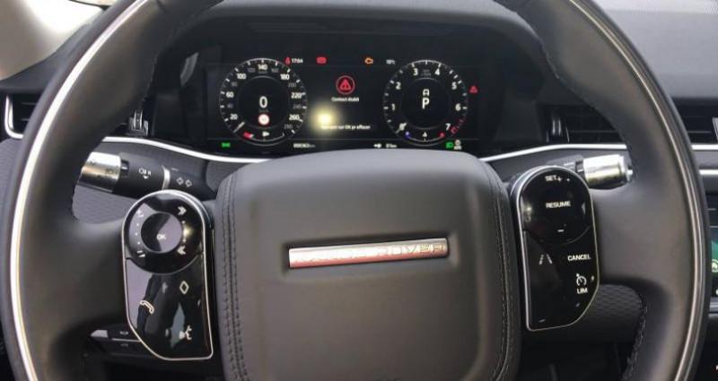 Land rover Range Rover Evoque 2.0 P 200ch S AWD BVA Noir occasion à Nogent-le-phaye - photo n°4