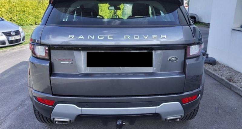 Land rover Range Rover Evoque 2.0 SI4 240 PURE BVA MARK IV Gris occasion à REZE - photo n°3