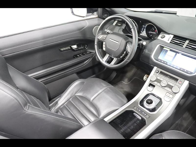 Land rover Range Rover Evoque 2.0 TD4 150 HSE Dynamic BVA Mark IV Blanc occasion à Castres - photo n°2