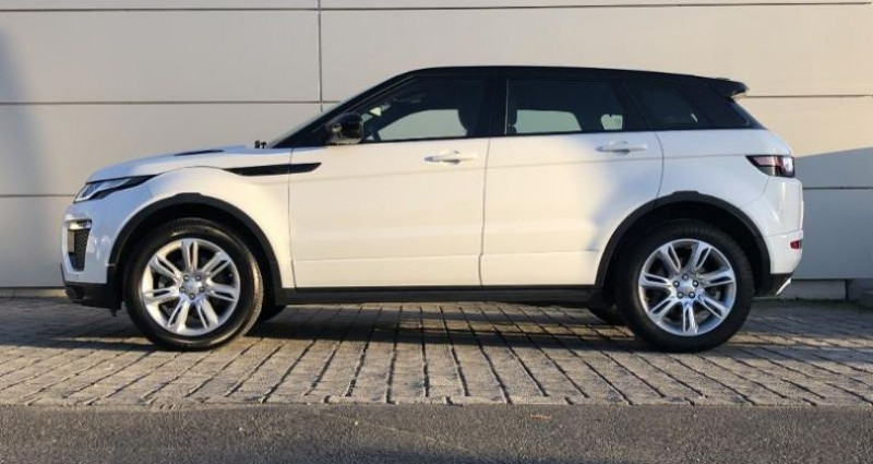 Land rover Range Rover Evoque 2.0 TD4 150 HSE Dynamic BVA Mark V Blanc occasion à Orlans - photo n°2