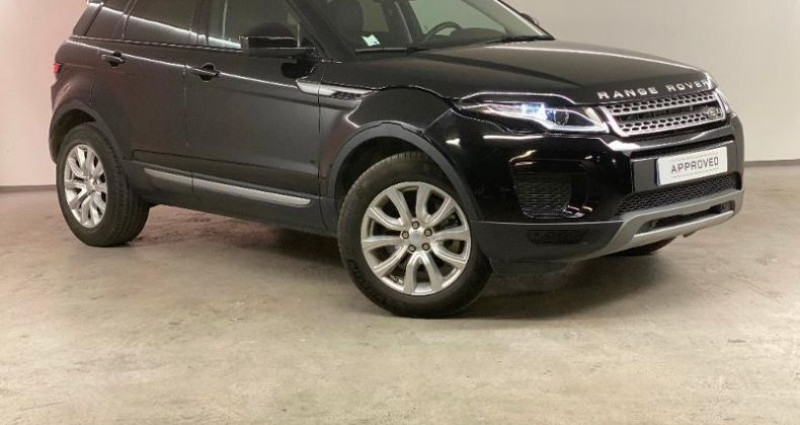 Land rover Range Rover Evoque 2.0 TD4 150 SE BVA Mark V  occasion à Nice