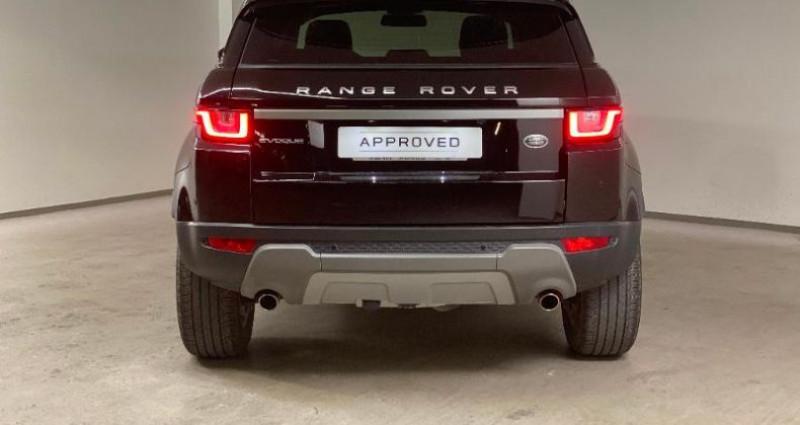 Land rover Range Rover Evoque 2.0 TD4 150 SE BVA Mark V  occasion à Nice - photo n°5