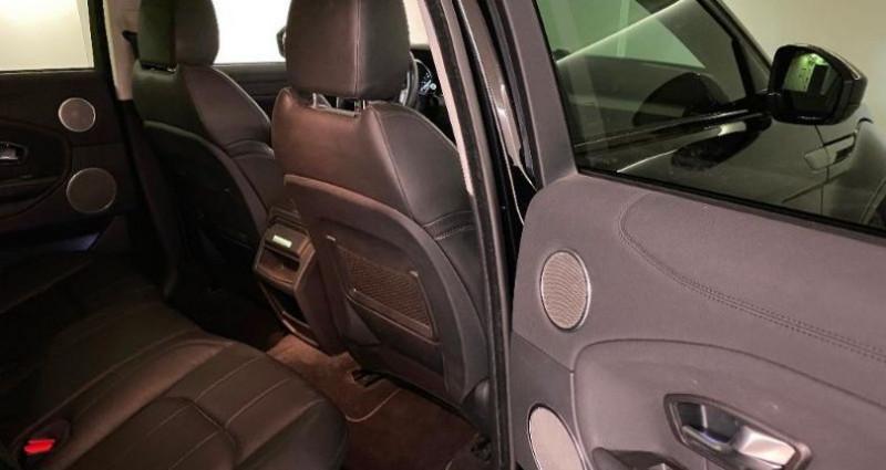 Land rover Range Rover Evoque 2.0 TD4 150 SE BVA Mark V  occasion à Nice - photo n°7