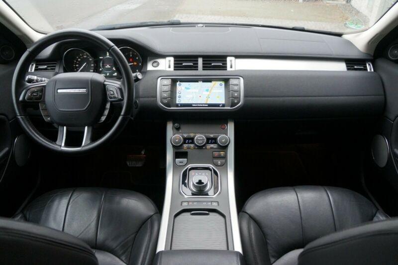 Land rover Range Rover Evoque 2.0 TD4 150 SE BVA MARK V Gris occasion à Villenave-d'Ornon - photo n°7