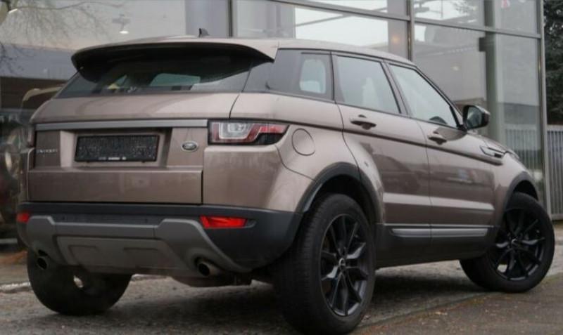 Land rover Range Rover Evoque 2.0 TD4 150 SE BVA MARK V Gris occasion à Villenave-d'Ornon - photo n°2
