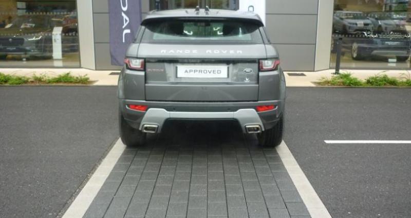 Land rover Range Rover Evoque 2.0 TD4 150 SE Dynamic 4x4 BVA Mark VI Gris occasion à Laxou - photo n°7